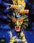 Dragon Breed Commodore 64 Front Cover