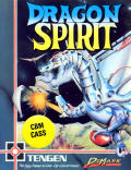 Dragon Spirit Commodore 64 Front Cover