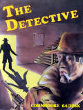 The Detective Commodore 64 Front Cover