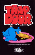 The Trap Door Commodore 64 Front Cover