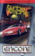 Turbo Esprit Commodore 64 Front Cover
