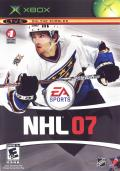 NHL 07 Xbox Front Cover