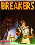 Breakers Apple II Front Cover