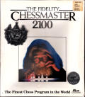 The Fidelity Chessmaster 2100 Apple IIgs Front Cover