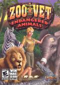 Zoo Vet: Endangered Animals Macintosh Front Cover