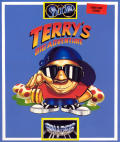 Terry's Big Adventure Commodore 64 Front Cover