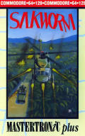 Silkworm Commodore 64 Front Cover