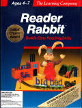 Reader Rabbit Macintosh Front Cover