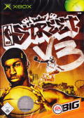 NBA Street V3 Xbox Front Cover