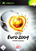 UEFA Euro 2004 Portugal Xbox Front Cover