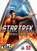 Star Trek Online Windows Front Cover