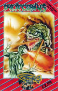 Draconus Commodore 64 Front Cover