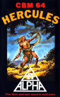 Hercules Commodore 64 Front Cover