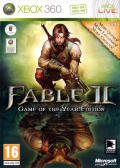 Fable II: Platinum Hits Xbox 360 Front Cover