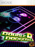 Double D Dodgeball Xbox 360 Front Cover