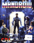 Mandroid Commodore 64 Front Cover