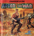 After the War Commodore 64 Front Cover