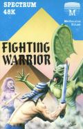 Fighting Warrior ZX Spectrum Front Cover