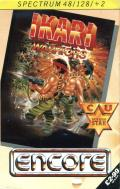 Ikari Warriors ZX Spectrum Front Cover