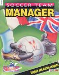 Soccer Team Manager Amiga Front Cover