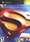 Superman Returns Xbox Front Cover