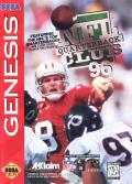 NFL Quarterback Club 96 Genesis Front Cover