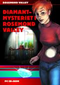 The Diamond Mystery of Rosemond Valley Windows Front Cover
