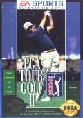PGA Tour Golf II Genesis Front Cover