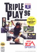 Triple Play 96 Genesis Front Cover