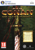 Age of Conan: Rise of the Godslayer Windows Front Cover