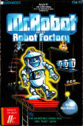 Mr. Robot and His Robot Factory Apple II Front Cover