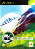 International Superstar Soccer 2 Xbox Front Cover