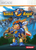 Rocket Knight Xbox 360 Front Cover