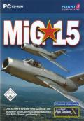 MiG-15 Windows Front Cover