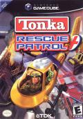 Tonka: Rescue Patrol GameCube Front Cover