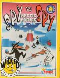 Spy vs. Spy III: Arctic Antics Amiga Front Cover