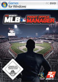 MLB Front Office Manager Windows Front Cover
