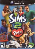 The Sims 2: Pets GameCube Front Cover