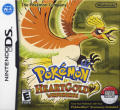Pokémon HeartGold Version Nintendo DS Front Cover