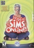 The Sims Online Windows Front Cover