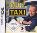 Quiz Taxi Nintendo DS Front Cover