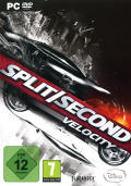 Split/Second Windows Front Cover
