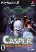 Casper: Spirit Dimensions PlayStation 2 Front Cover