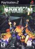 Hidden Invasion PlayStation 2 Front Cover