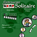 Astraware Solitaire Android Front Cover