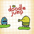 Doodle Jump Android Front Cover