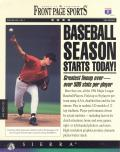 Front Page Sports: Baseball '94 DOS Front Cover