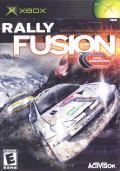 Rally Fusion: Race of Champions Xbox Front Cover