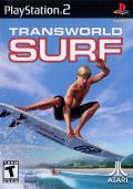 TransWorld SURF PlayStation 2 Front Cover