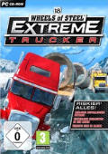 18 Wheels of Steel: Extreme Trucker Windows Front Cover